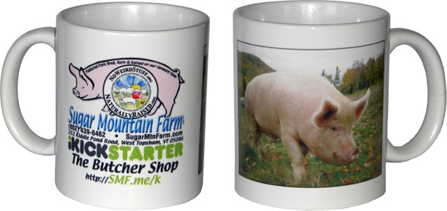 Butcher Shop At Sugar Mountain Farm Pastured Pigs By