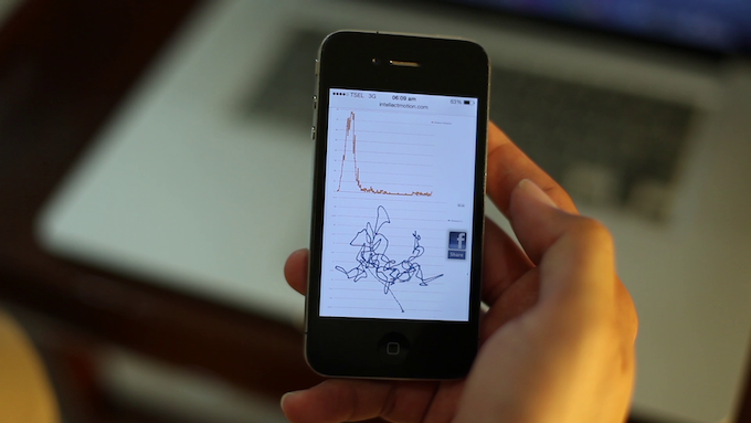 iMotion Cloud on Mobile