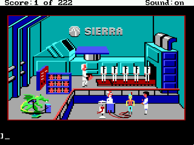 Make Leisure Suit Larry come again! by Replay Games
