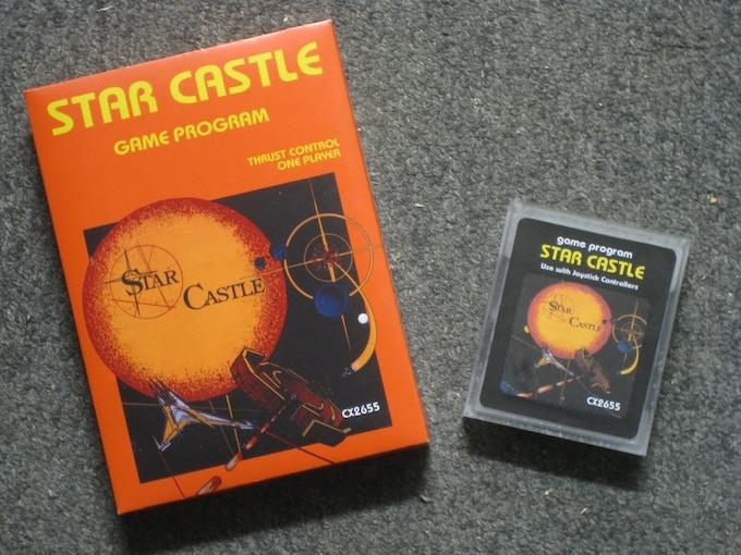 Atari 2600 Star Castle by D  Scott Williamson — Kickstarter