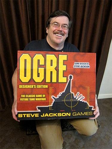 Ogre Designer's Edition by Steve Jackson Games — Kickstarter