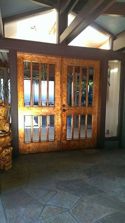 $1,700 Reward! silver, bronze or copper-leaf door!