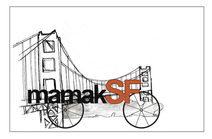 mamakSF : pedal-powered food cart by mamakSF — Kickstarter