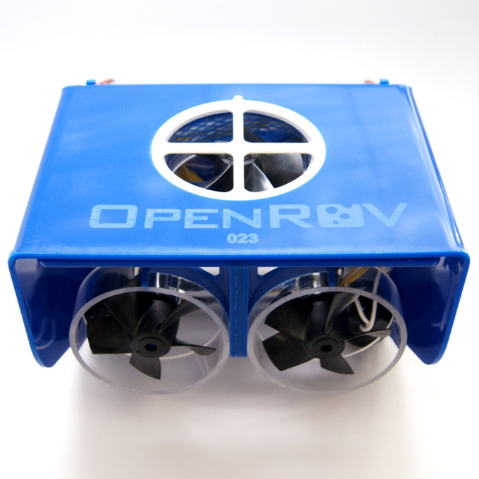 Openrov The Open Source Underwater Robot By Openrov Kickstarter