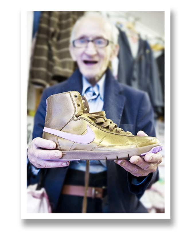 """'I Love Shoes' 6x8"""" signed archival print. LIMITED IN NUMBER ONLY TO KICKSTARTER BACKERS"""
