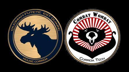 House Correia/Combat Wombat
