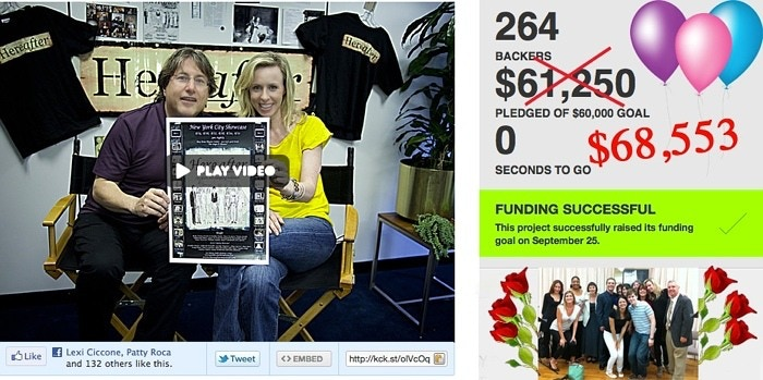Hereafter Musical by Vinnie Favale & Frankie Keane — Kickstarter