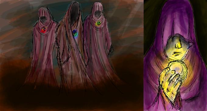 Banished Voidspliters and Light Orb Defense