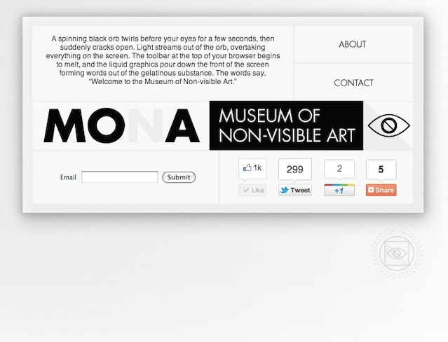 museum of non visible art praxis james franco collaborate by
