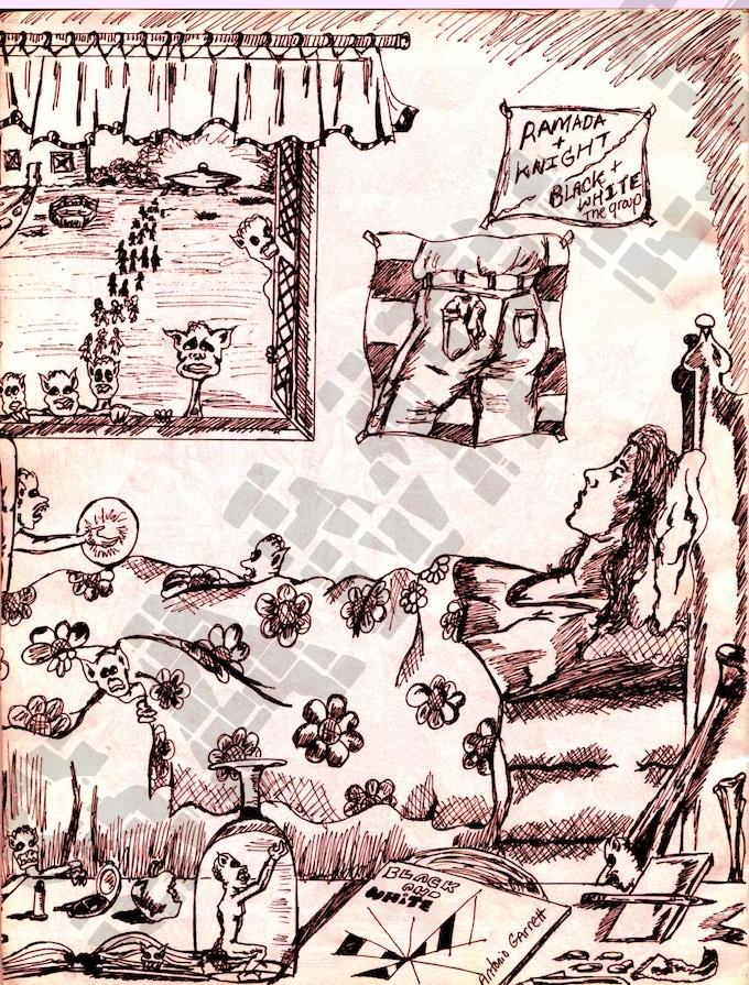 Viva Voce-The Literary Art Showcase-May 1986