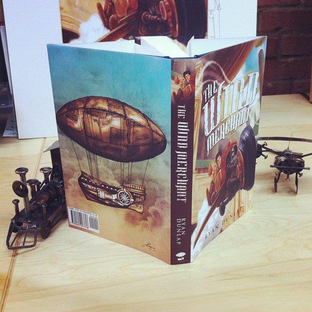 The Wind Merchant & greyscale by Ryan Dunlap — Kickstarter