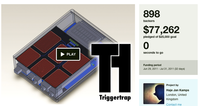soon after we started shipping our triggertrap v1, we started thinking     what