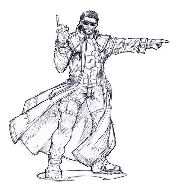 Image result for futuristic pirate smuggler drawing