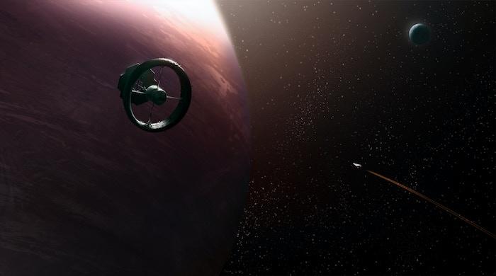 Elite: Dangerous by Frontier Developments » Update #7 - New