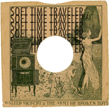 Soft Time Traveler - a new multi media album by WS & tAoBT