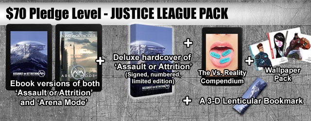 All bonus stretch goal rewards included with this pack!