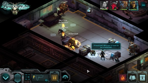 Shadowrun Returns by Harebrained Schemes LLC » Shadowrun
