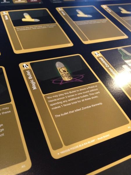 Quarantine Z: A Zombie Survival Card Game by Alloyed