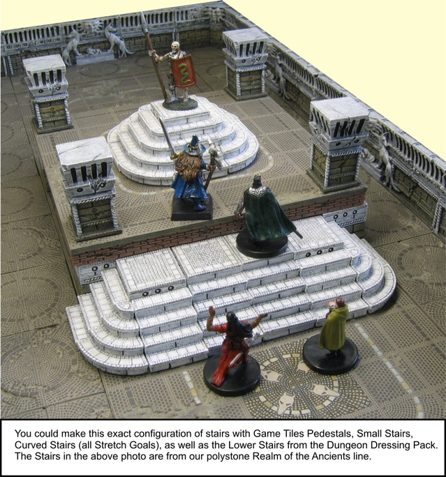 Dwarven Forge S Game Tiles Revolutionary Miniature