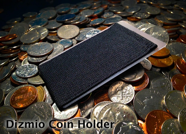 Dizmio Wallet: Slim, Small, Minimal - RFID Blocking Wallet