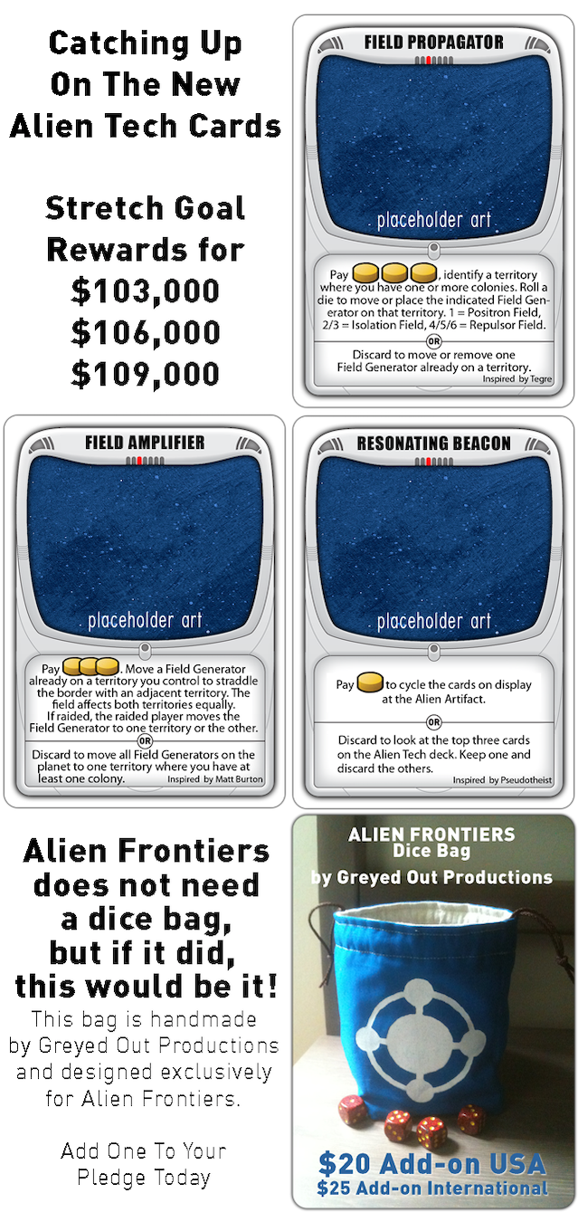 Alien Frontiers 4th Edition by Game Salute — Kickstarter