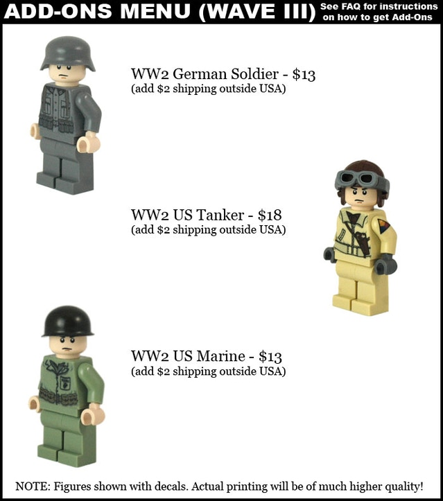 Brickmania Track Links: Custom Add-On For the LEGO® System by Daniel