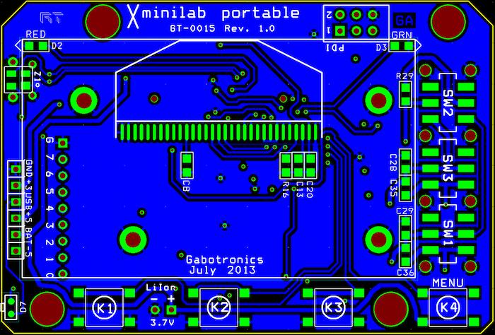 Xminilab Portable Oscilloscope by Gabriel Anzziani — Kickstarter