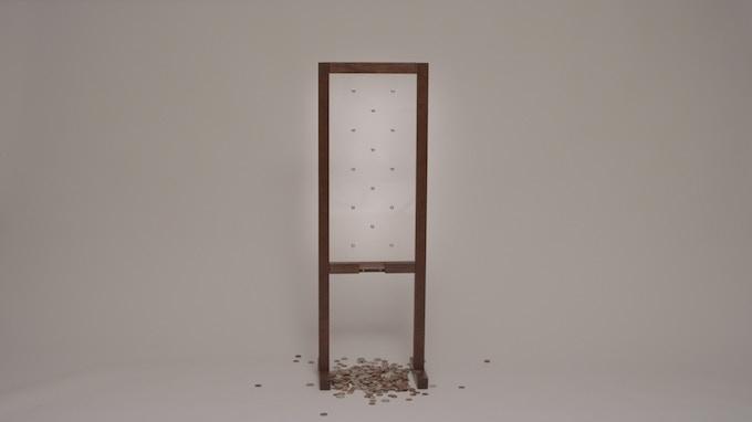 The Vertical Coin Bank By Nathan Tobiason Kickstarter