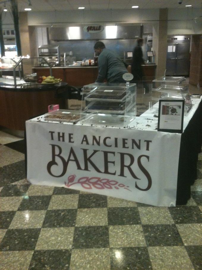 The Ancient Bakers, Steven Jones ~ Boston Financial Tasting, May 2013