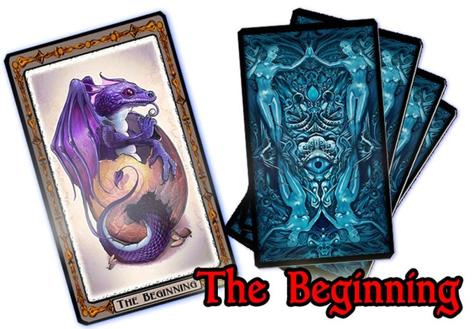 Deck Of Many Things By Lance Lindley Kickstarter