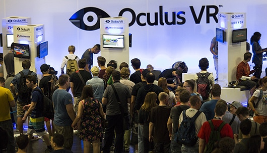 Oculus Rift: Step Into the Game by Oculus » Latency Tester