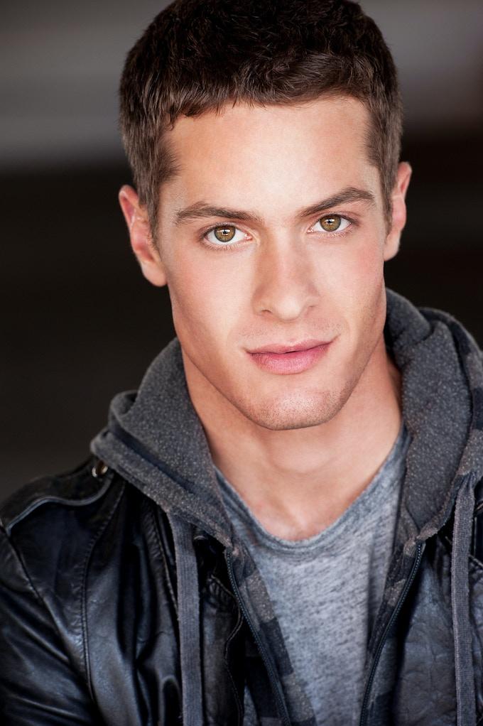 Blaise Embry will portray Percy Longville.