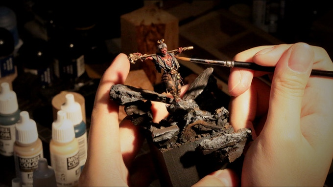 Journey: Wrath of Demons by Marrow Production — Kickstarter