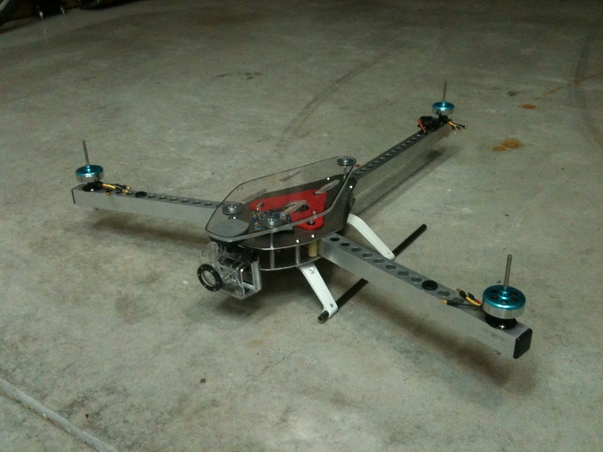 SwitchBlade_Rev1 Chassis