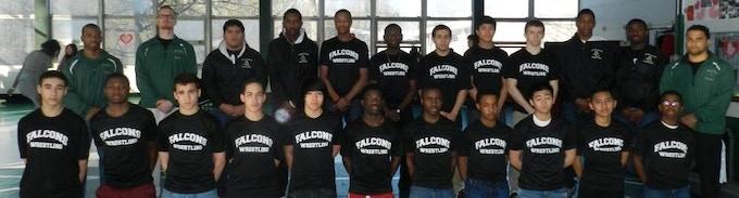 Wrestling A Falcon - A Journey Through High School Wrestling