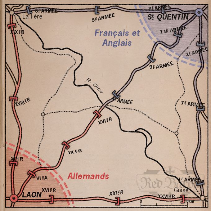 Alpine Alley: One of Red Baron's MOBA maps.