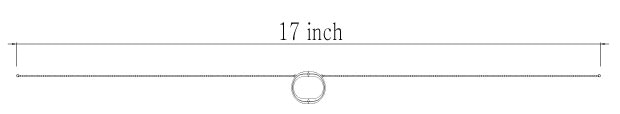 Necklace length