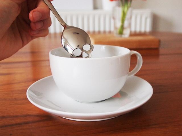 Reward #2: Sugar Skull Spoon (tea cup not included)