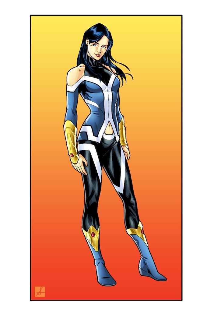 $4000.00 Unlock - Astrea, the Star Maiden