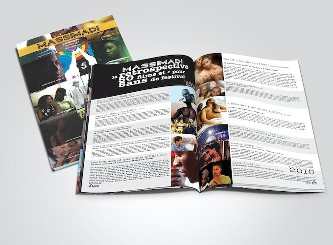 Massimadi 2013 Booklet