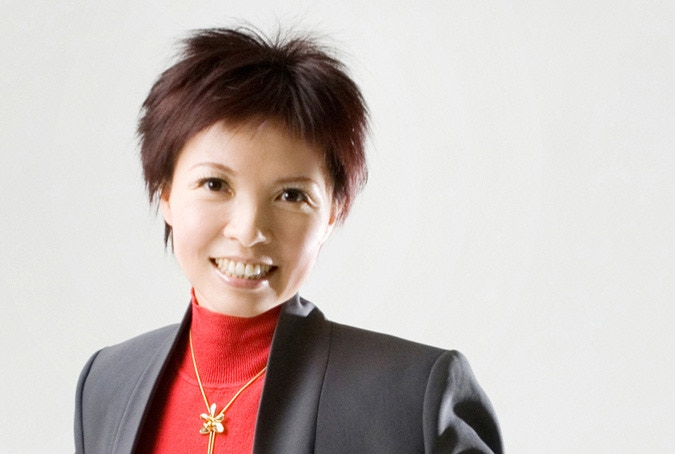 Ms. Judy Huang, Chinese communication mainly with manufacturers
