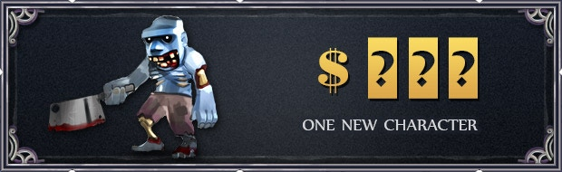 We'll create one new character and introduce Duel Mode. Backers will be able to vote for the character of their choice!