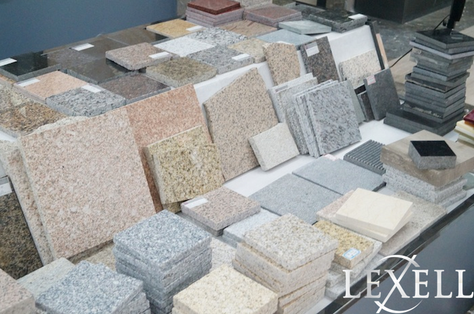 We've partnered up with an amazing stone supplier that has allowed us to purchase in the necessary (for now) smaller quantities!