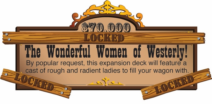 Once unlocked this stretch goal is available for EVERY PLEDGE LEVEL that receives the game (except the shopkeep pledge level)