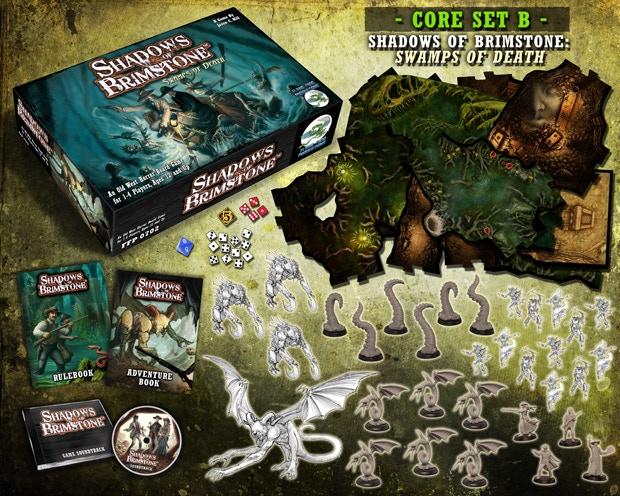 Shadows Of Brimstone By Flying Frog Productions Kickstarter