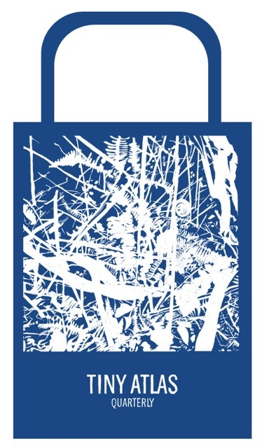 Kona Forest tote by artist Amy Nathan