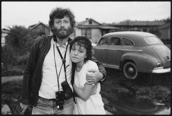 Martin & Tiny, Seattle, 1983
