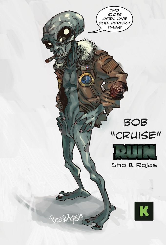 "Bob ""Cruise"""
