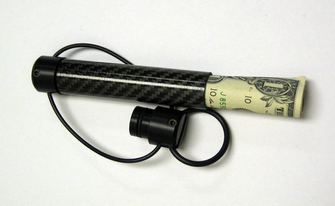 Carbon Fiber Cache By Lance Kickstarter