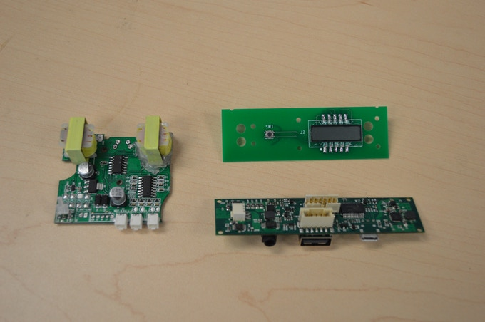 PowerSound PCBs